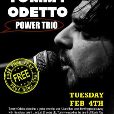 Tommy Odetto Power Trio (free show)-img