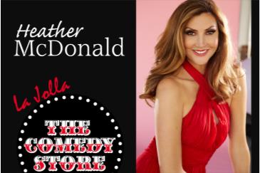 Heather McDonald Fri 7:30 SOLD OUT: Main Image