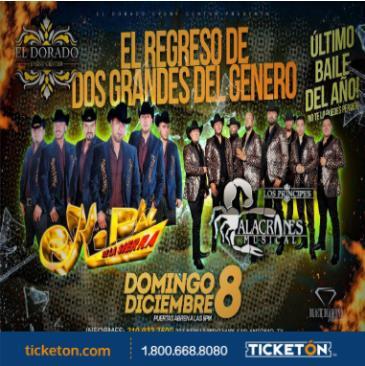 K-PAZ DE LA SIERRA & LOS ALACRANES MUSICALES: Main Image