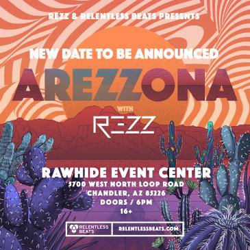 AREZZONA (Postponed: New Date TBA): Main Image