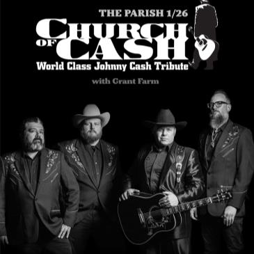 Church of Cash (Johnny Cash Tribute) at The Parish-img