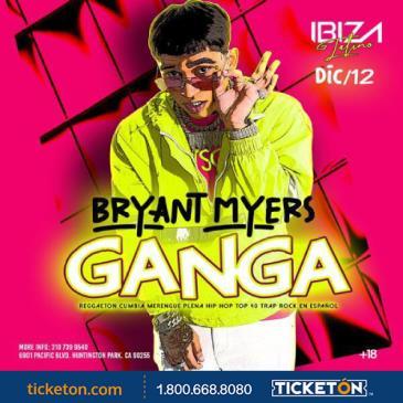 BRYANT MYERS GANGA: Main Image
