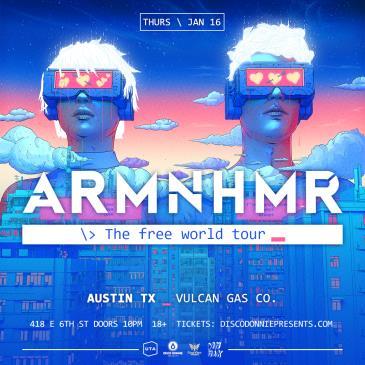 ARMNHMR - AUSTIN: Main Image