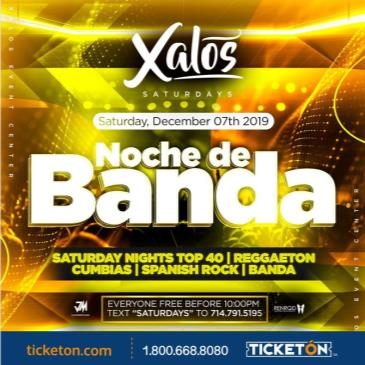 BANDA NIGHT FREE