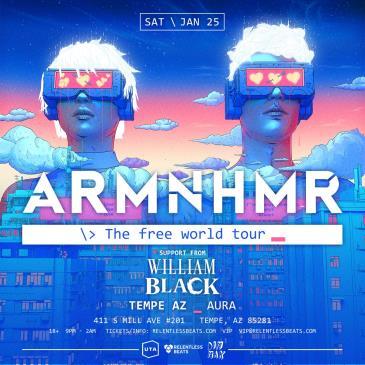 ARMNHMR: Main Image