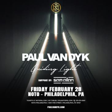 Paul Van Dyk: Guiding Light Tour: Main Image