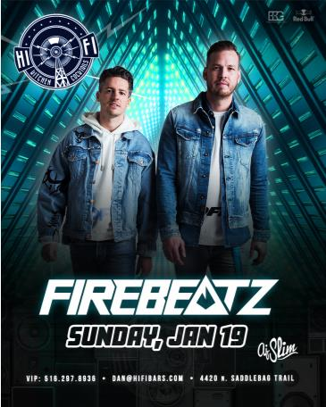 Firebeatz: Main Image