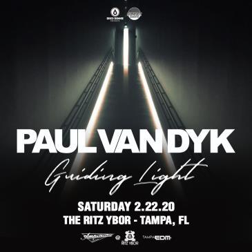 Paul Van Dyk - TAMPA: Main Image