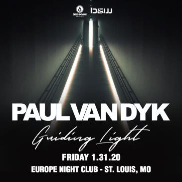 Paul Van Dyk - ST. LOUIS: Main Image