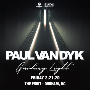 Paul Van Dyk - DURHAM: Main Image