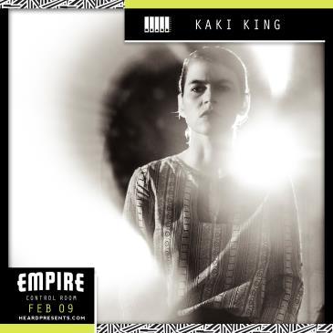 Kaki King: Main Image