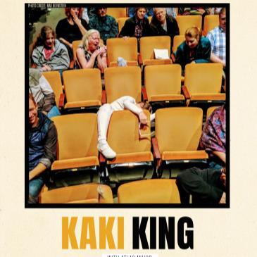Kaki King with Atlas Maior-img
