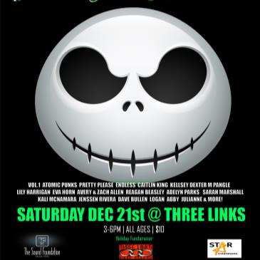 The Sound Foundation Nightmare Before Christmas-img