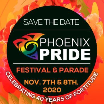 Phoenix Pride 2020 - Postponed to 11/7 - 11/8: Main Image