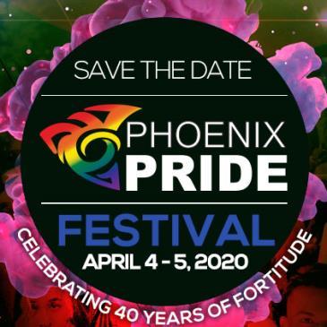 Phoenix Pride 2020: Main Image