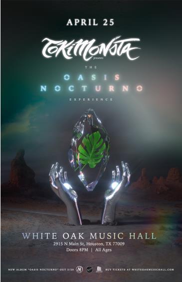 TOKiMONSTA: The Oasis Nocturno Experience: Main Image