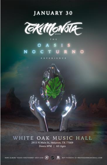 TOKiMONSTA: The Oasis Nocturno Experience: Main Image