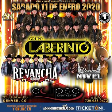 GRUPO LABERINTO EN DENVER