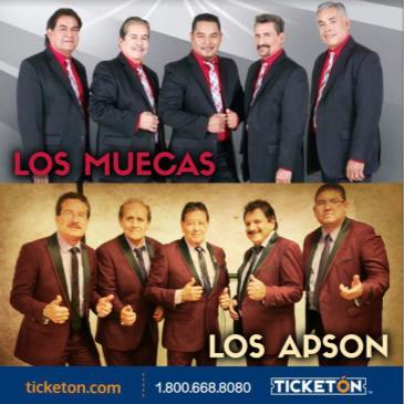 LOS MUECAS Y LOS APSON: Main Image
