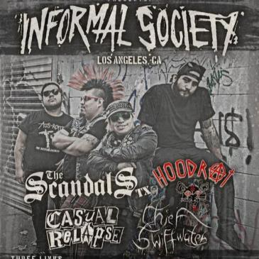 Informal Society, The Scandals TX-img