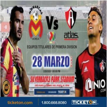 MORELIA VS ATLAS