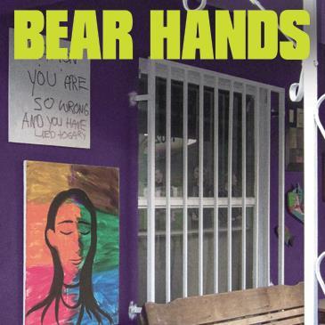 101X Presents: Bear Hands w/ Irontom: Main Image