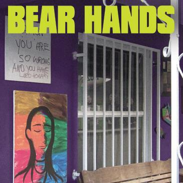 101X Presents: Bear Hands w/ Irontom-img