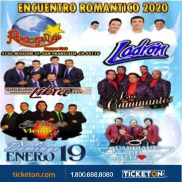 GIRA 2020 REGRESO EL ROMANTISISMO: Main Image