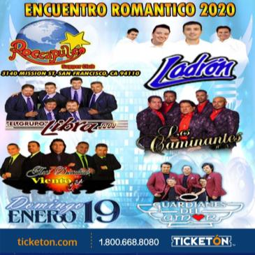 GIRA 2020 REGRESO EL ROMANTISISMO