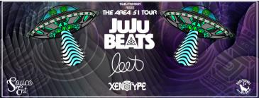 Juju Beats, Leet, and Xenotype at The Concourse: Main Image