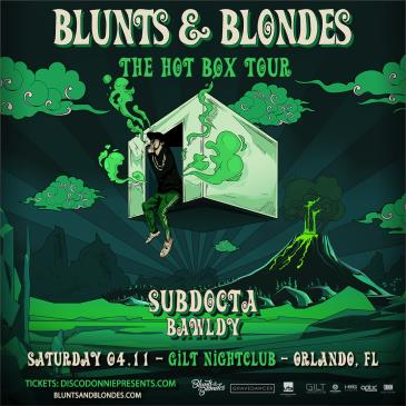 Blunts & Blondes - ORLANDO: Main Image