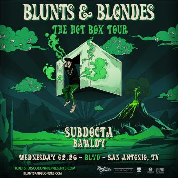 Blunts & Blondes - SAN ANTONIO: Main Image
