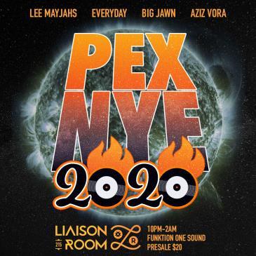 PEX NYE 2020: Main Image