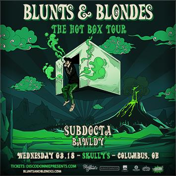 Blunts & Blondes - COLUMBUS - Cancelled: Main Image