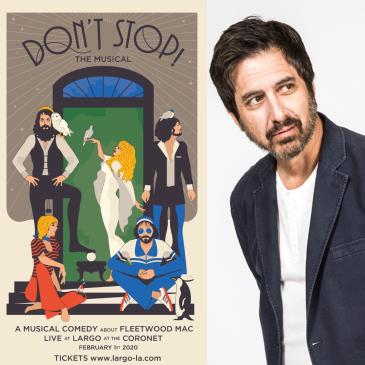 Don't Stop! The Musical w/ special guest Ray Romano: Main Image