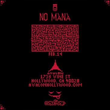 No Mana - Secret Something Tour-img