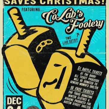Hanukkah Harry Saves Christmas IV (with CoLab's Foolery)-img