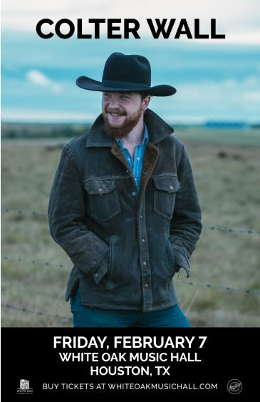 COLTER WALL with Summer Dean: Main Image