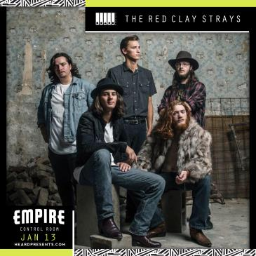 The Red Clay Strays-img