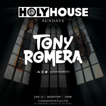 HOLY HOUSE N°40 — Tony Romera (21 +)-img