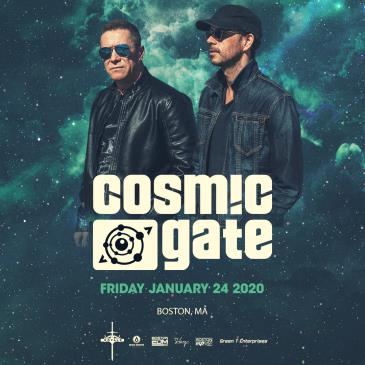 Cosmic Gate - BOSTON: Main Image
