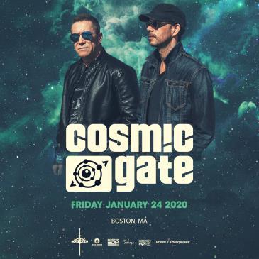 Cosmic Gate - BOSTON-img
