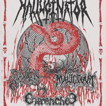 Hallucinator, Fallen Angel, Malignant, Entrenched-img