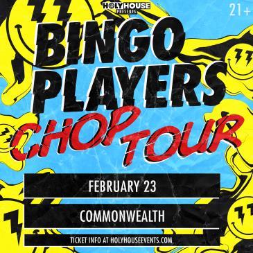 HOLY HOUSE N°46 — Bingo Players-img