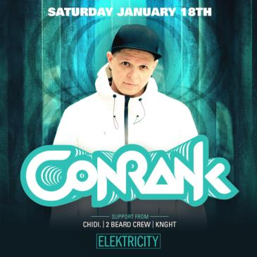CONRANK (Limited Free w/ RSVP Before 11PM): Main Image