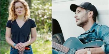 Joshua Davis & Alice Howe (Free Beer Garden Show): Main Image