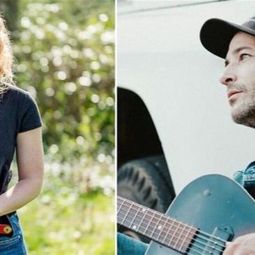 Joshua Davis & Alice Howe (Free Beer Garden Show)-img