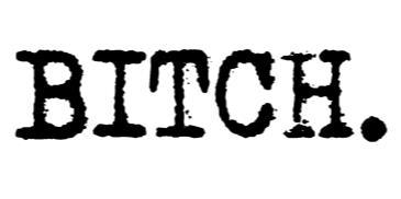 Cancelled: BITCH - door 10p: Main Image