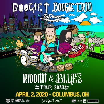 Boogie T - COLUMBUS - CANCELLED: Main Image