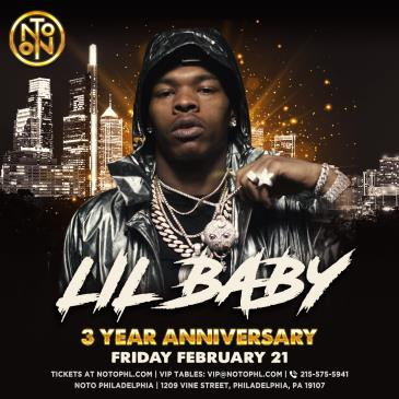 Lil Baby: Official Afterparty: Main Image